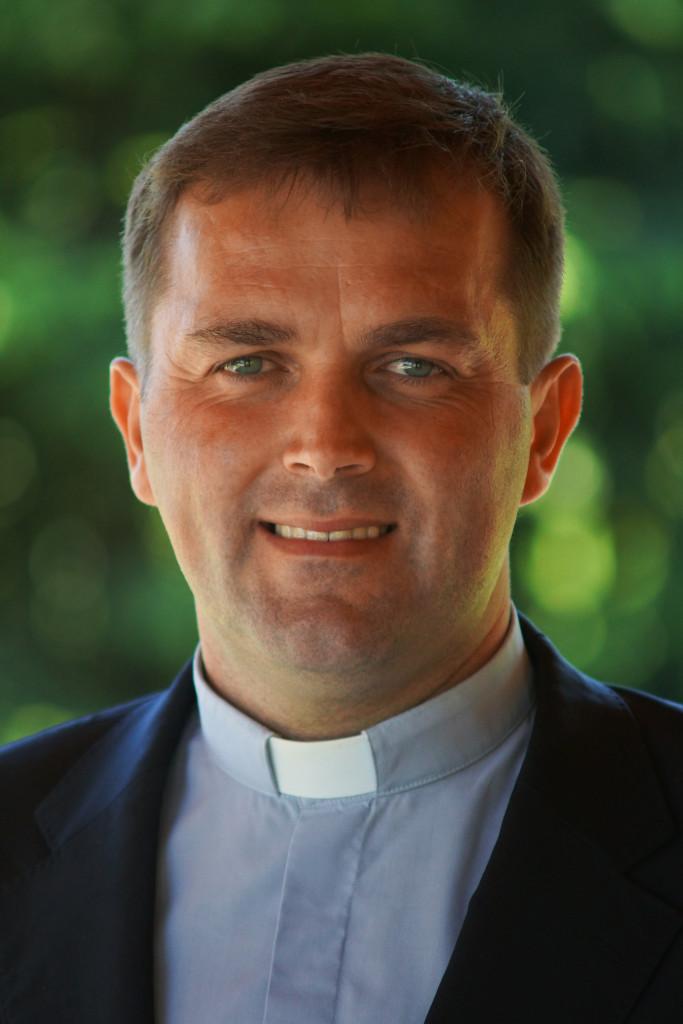 otec Martin Stefanec