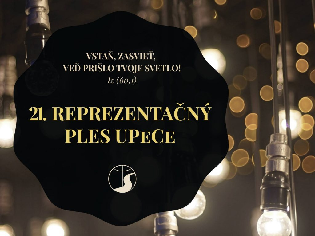 Reprezentačný ples UPeCe @ UPeCe Bratislava